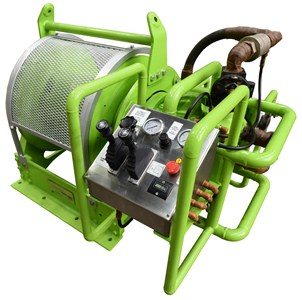 5Te Pneumatic Constant Tension Winch