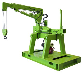 "Telescopic Crane ""Mini Me"""