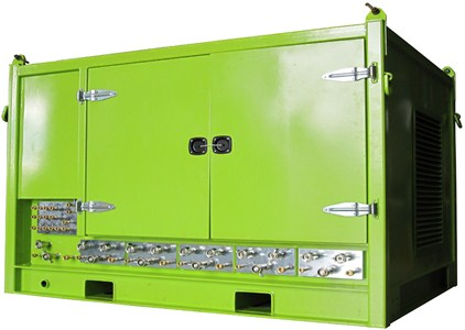 100kW Diesel Hydraulic Power Unit
