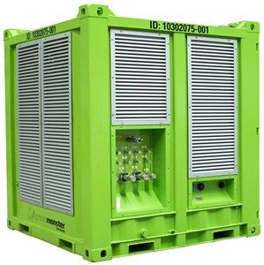 75kW Electric Zone 1 Hyraulic Power Unit